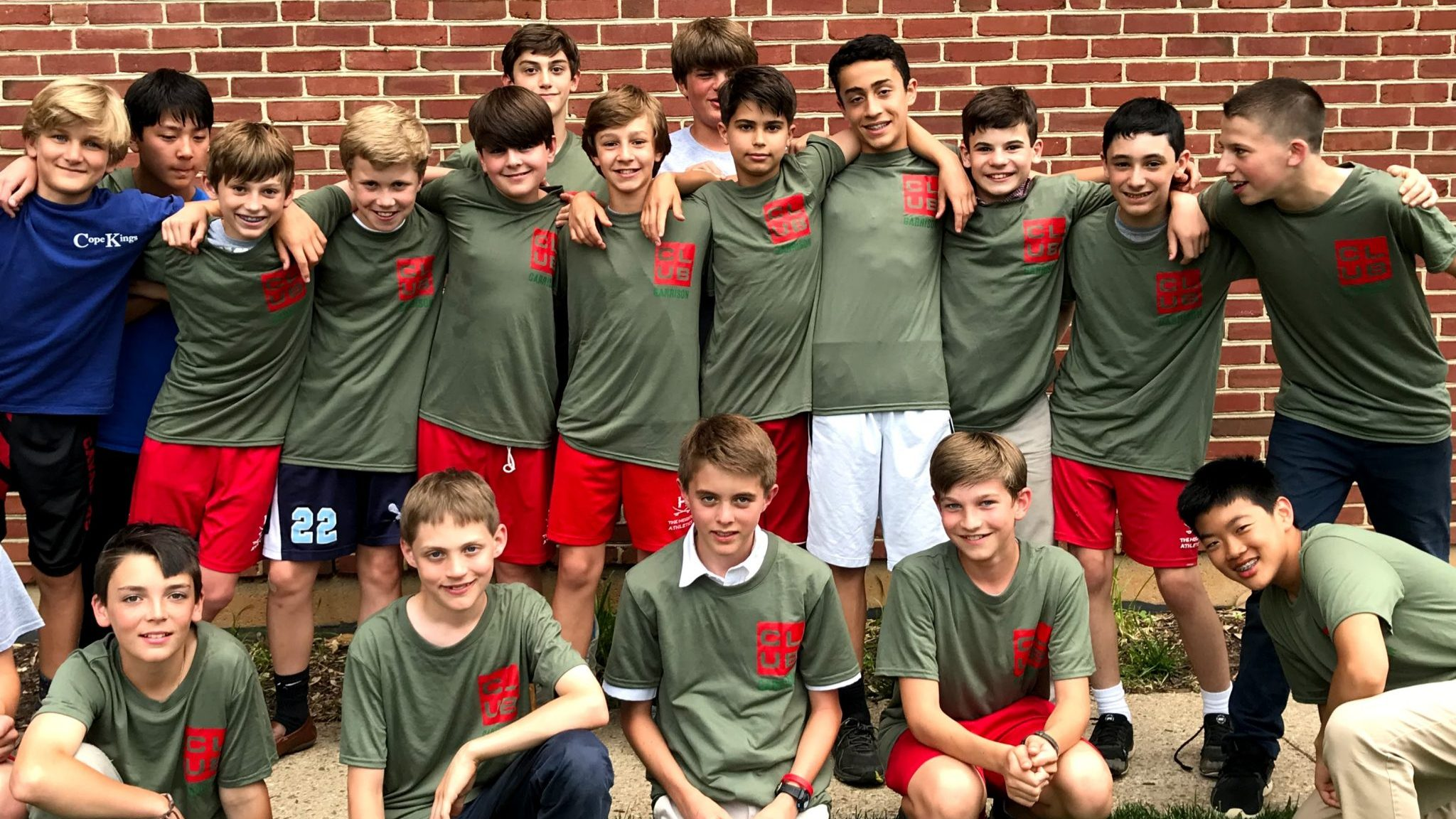 Club Garrison – 7th Grade