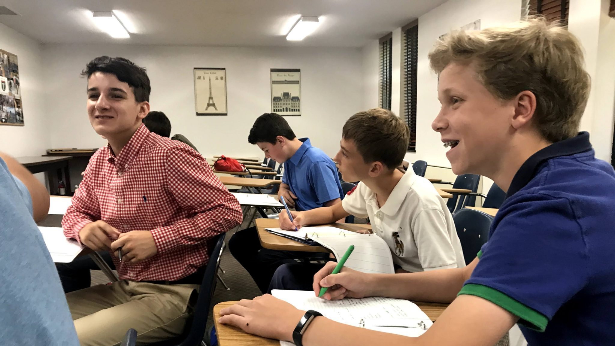 Freshman Seminar: The Big Picture