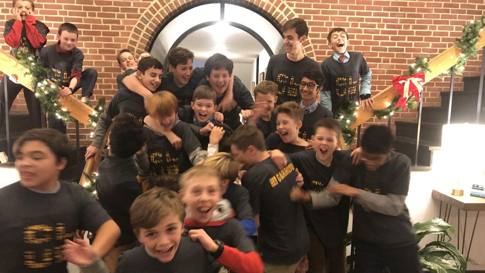 Club Garrison – 7th Grade (NOW ON FRIDAYS)